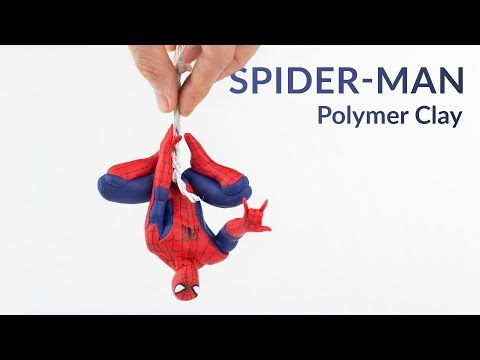 Xxx Mp4 Hanging Spider Man Marvel – Polymer Clay Tutorial 3gp Sex