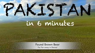 MUST WATCH: Pakistan Tour in 6 minutes