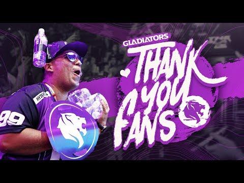 Xxx Mp4 Thank You To Our Gladiator Fans Season Recap 3gp Sex