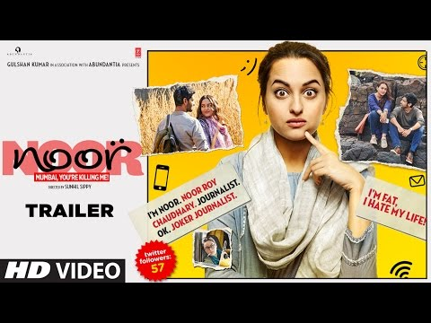 Xxx Mp4 Noor Official Trailer Sonakshi Sinha Sunhil Sippy Releasing On 21 April 2017 T Series 3gp Sex