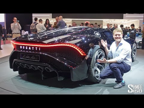 Xxx Mp4 €16 7m BUGATTI LA VOITURE NOIRE World 39 S Most Expensive New Car 3gp Sex