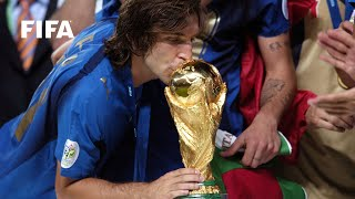 One to Eleven - The FIFA World Cup Film - Andrea Pirlo (EXCLUSIVE)