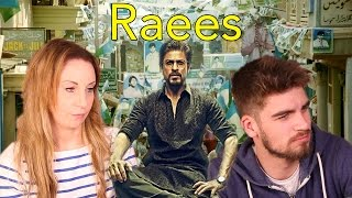 Shah Rukh Khan In & As Raees | Trailer Reaction | Head Spread| Bollywood