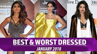Alia Bhatt, Priyanka Chopra, Kareena Kapoor: Best and Worst dressed January 2018   Pinkvilla