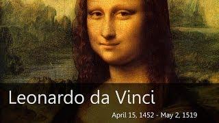 Leonardo Da Vinci Biography - Goodbye-Art Academy