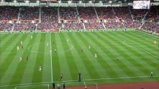 MATCH CUT DOWN: Arsenal v. Stoke City
