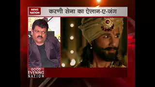 Padmaavat par Rann: Did our filmmakers distort history while making the epic flick? Watch!