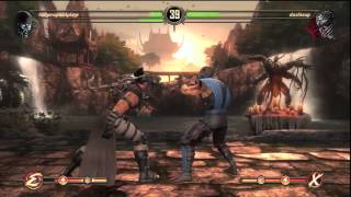 Mortal Kombat Ass Whoopin!