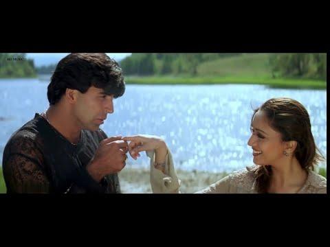 Ab Tere Dil Mein - Aarzoo (1999) Madhuri Dixit | Akshay Kumar | Full Video Song *HD*