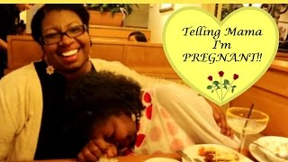 Telling my Mom I'm Pregnant after 10 years of Infertility | Live Reaction