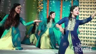 AMETHY & SAIF  GAYE HOLUD DANCE PERFORMANCE