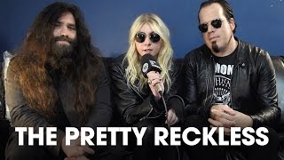 "The Pretty Reckless discuss their new album ""Who You Selling For"" in Toronto, Interview 2016"