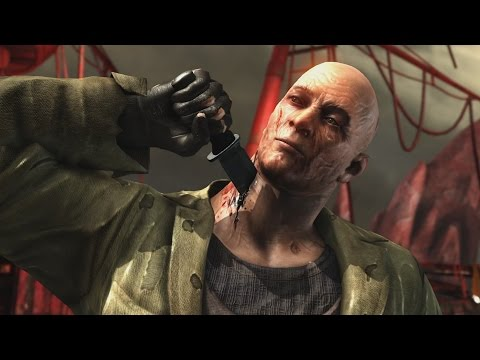 Mortal Kombat X Jason Voorhees NO MASK Intro X Ray Victory Pose All Fatalities Brutalities