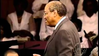 Bishop G E PattersonThe Healing of the Man Born Blind