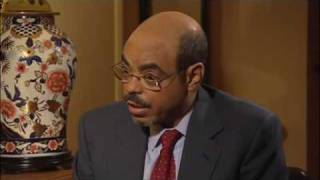 Frost over the World - Meles Zenawi - 17 Apr 09 - Part 2