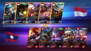 Mobile Legends : Turnament Indonesia win