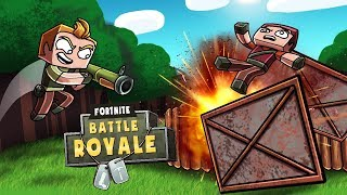 Minecraft Fortnite - HOW TO KILL CHEATERS! (Fortnite Battle Royale Mods)