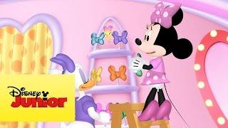 Minnie Toons - La aventura de las niñeras