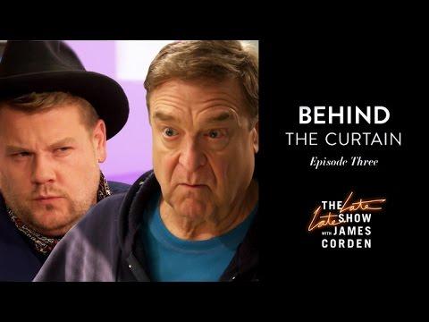 Behind the Curtain John Goodman vs. P nk & Donald Trump