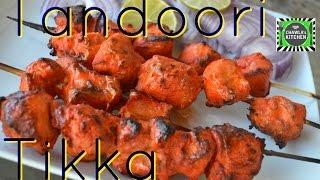 Chicken Tikka Punjabi Authentic Tandori Chicken Recipe video by Chawla's Kitchen Epsd. 354