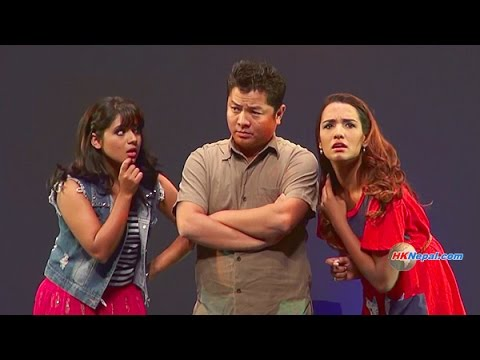 HOW FUNNY | Nepali Movie | Stage Show | INFA Awards | Hong Kong 2014