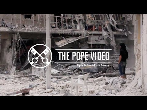 The Pope Video 06-2017 – Eliminate arms trade – June 2017