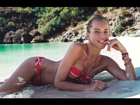 Burcu Esmersoy SEKSİ Bikini Görüntüleri