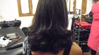College Haircut Part 4 (Short Layers)