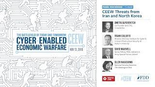 #CEEW: Threats from Iran and North Korea