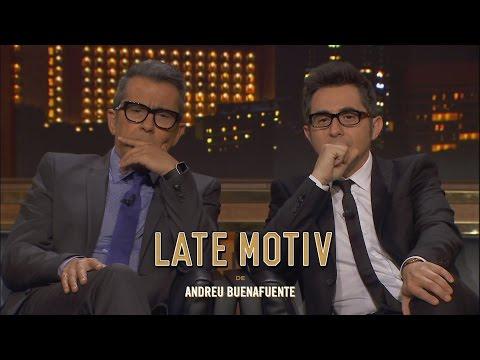 LATE MOTIV - Berto Romero. Cada día más audaz y creativo   #LateMotiv75