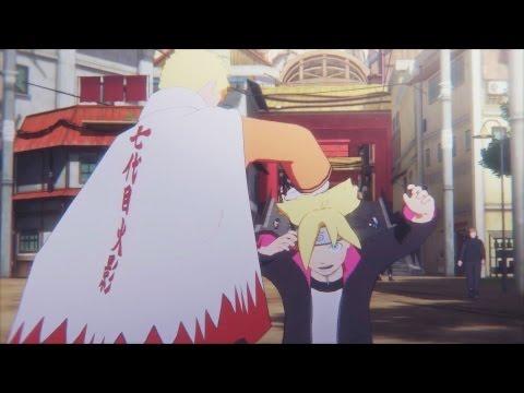 The Ending of Naruto - Naruto Shippuden Ultimate Ninja Storm 4