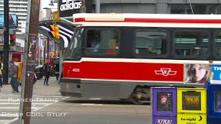 Just another day in downtown Toronto - pure sound