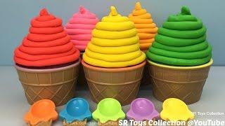 Play Dough Cupcakes Surprise Toys Disney Friendz Disney Pixar Mini Figz Finding Dory TMNT Capsules
