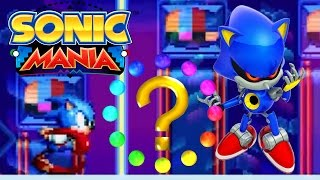 Will Metal Sonic Be In Sonic Mania?