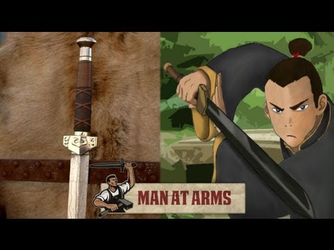 Xxx Mp4 Sokka S Meteor Sword Avatar The Last Airbender MAN AT ARMS 3gp Sex