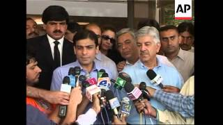Pakistan lawyers appeal deportation of former premier Nawaz Sharif