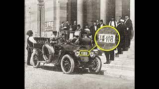 Birinci Dünya savaşı ve Gizemli lanetli araba