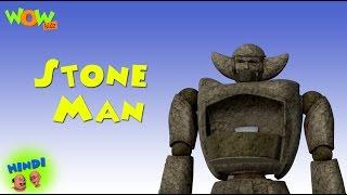 Stone Man - Motu Patlu in Hindi WITH ENGLISH, SPANISH & FRENCH SUBTITLES