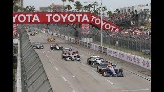 Indycar 2018 Round 3 Race Toyota Grand Prix of Long Beach
