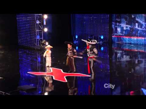 Mestizo Ballet Folklorico America s Got Talent 2013 Season 8 Auditions