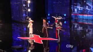 Mestizo Ballet Folklorico -  America