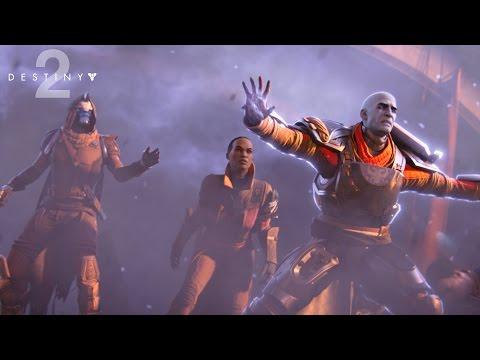 Destiny 2 трейлер эпизода «Возвраще� ие домой» RU