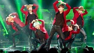 《POWERFUL》 방탄소년단(BTS) - RUN(런) @인기가요 Inkigayo 20160103