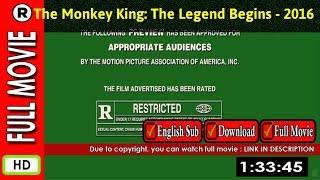Watch Online : The Monkey King  The Legend Begins (2016)