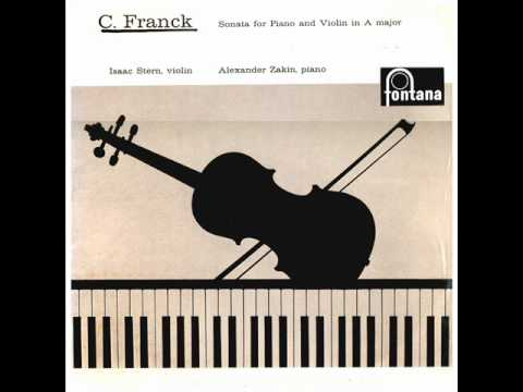 César Franck Violin Sonata in A Major Complete