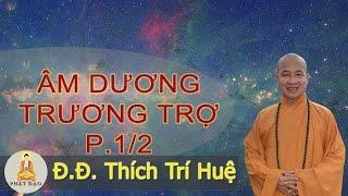 Âm dương Trương Trợ - Đại đức  Thích Trí Huệ P1/2