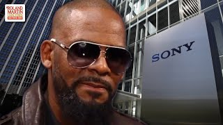 R. Kelly Dropped By Sony Music In The Wake Of The