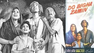 Do Bigha Zamin (1953)  Hindi Full Movie |  Balraj Sahni Movies | Nirupa Roy Movies | Meena Kumari