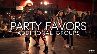 Tinashe - Party Favors - ADDITIONAL GROUPS @_TriciaMiranda Choreography | Filmed by @TimMilgram