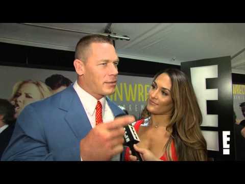 John Cena's Awkward Trainwreck Sex Scene